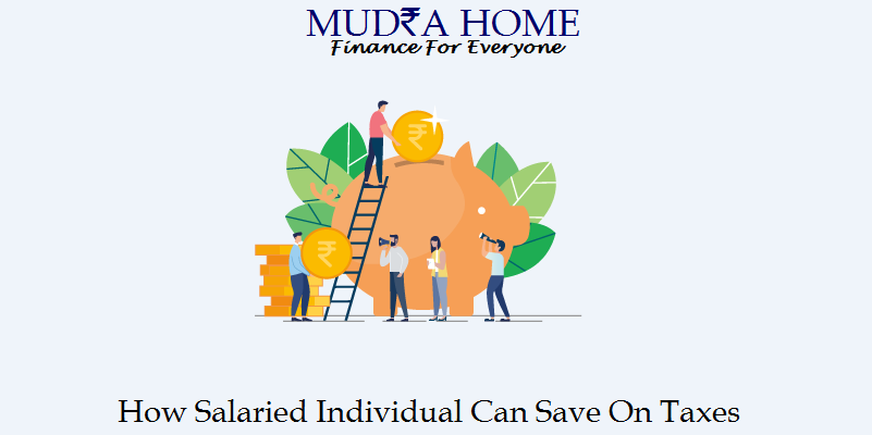 How Salary Individual can save tax