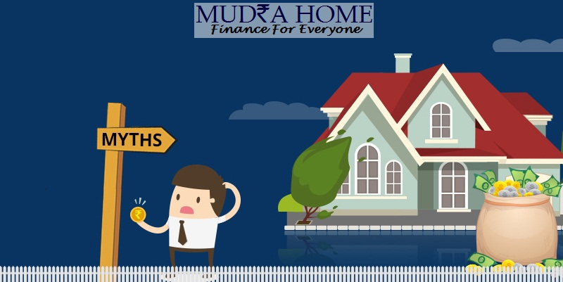 5 Myths associated with Mortgage Home Loan