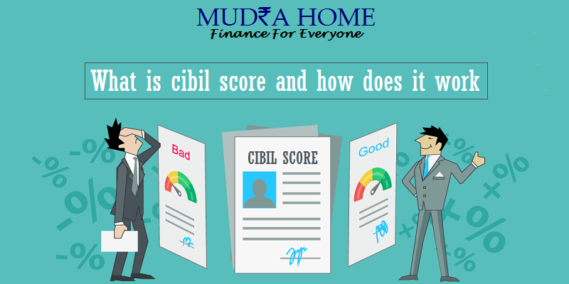 What is cibil score and how does it work