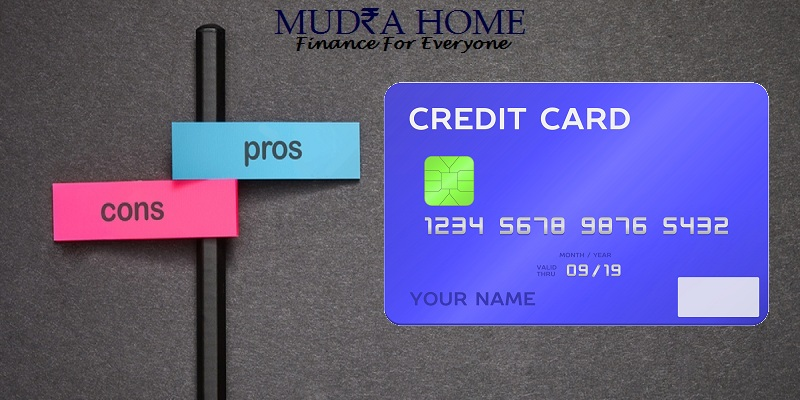 Pros and Cons of Credit Card