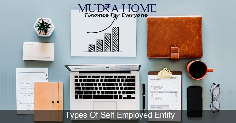 Types of Self Employed Entities