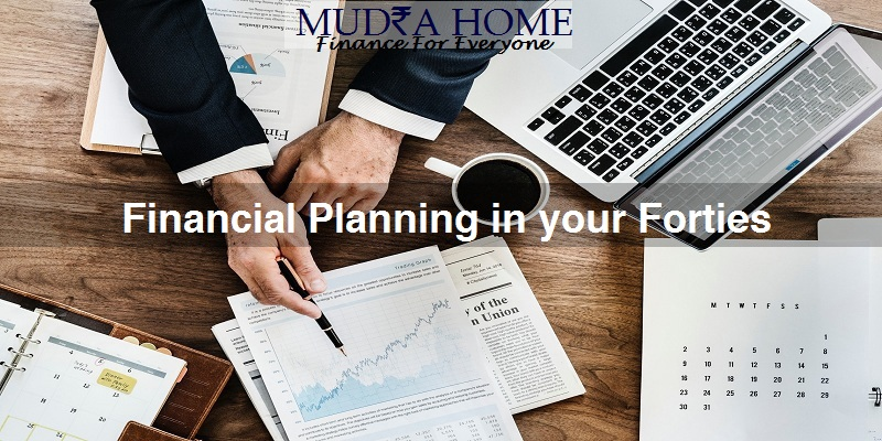 Financial Planning in your Forties