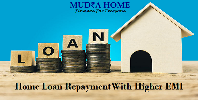 Home Loan Repayment With Higher EMI