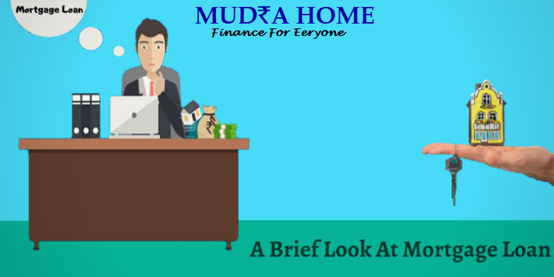 a breif look at mortgage loan