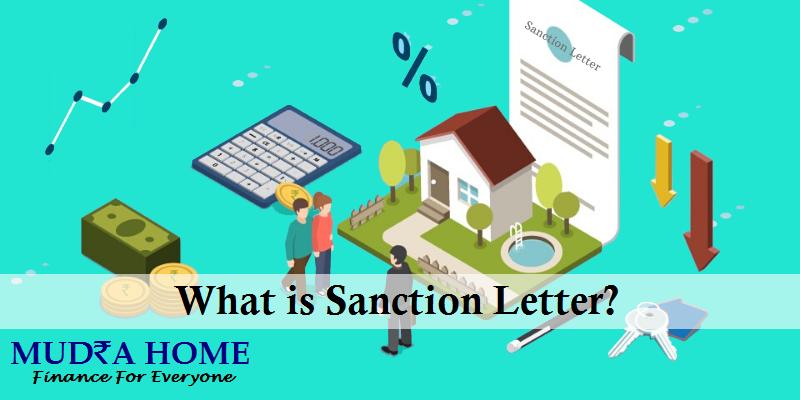 Sanction letter