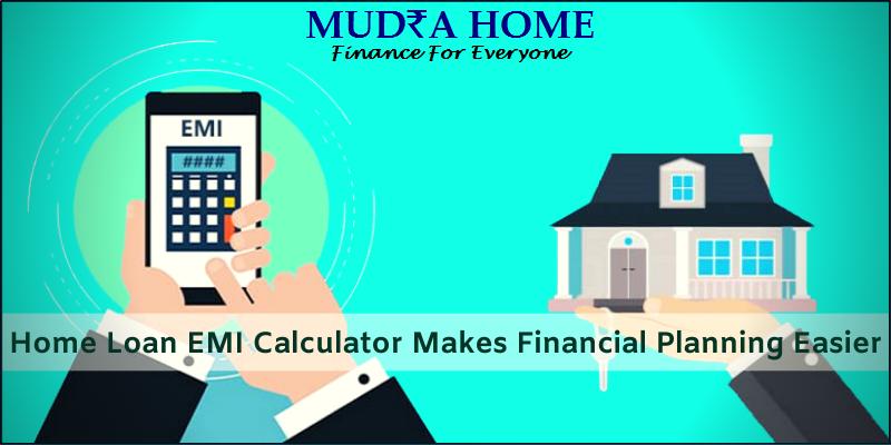 Home Loan EMI Calculator Makes Financial Planning Easier1