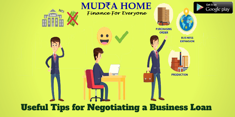 Negotiating a Business Loan (1)