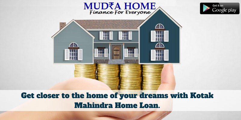Get closer to the home of your dreams with Kotak Mahindra Home Loan - (A)