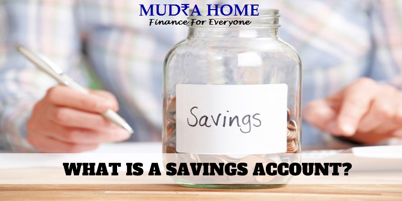 WHAT IS A SAVINGS ACCOUNT_ - (A)