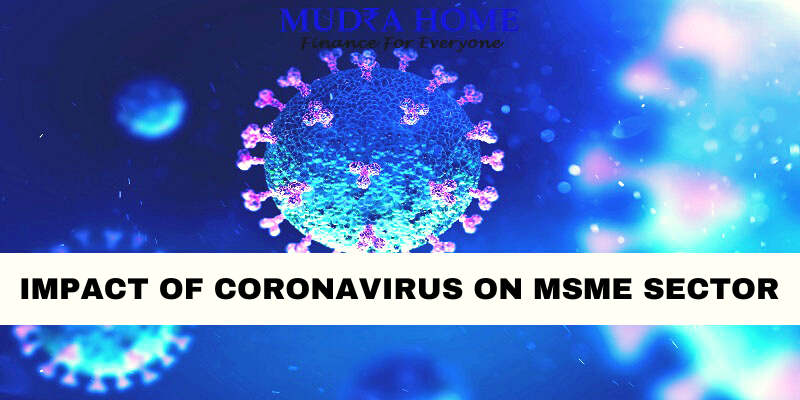 IMPACT OF CORONAVIRUS ON MSME SECTOR-[A]