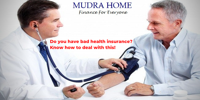 Do you have bad health insurance_ Know how to deal with this!