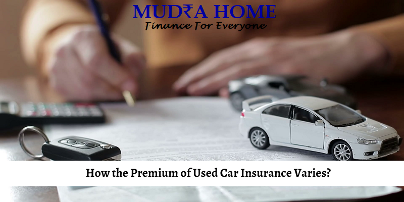 How the Premium of Used Car Insurance Varies_
