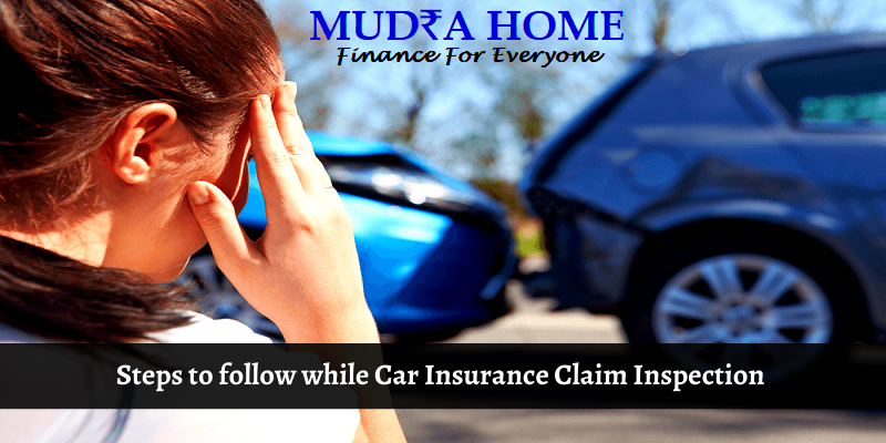 Steps to follow while Car Insurance Claim Inspection - (A)