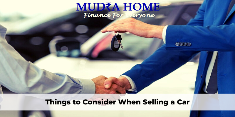 Things to Consider When Selling a Car (1)