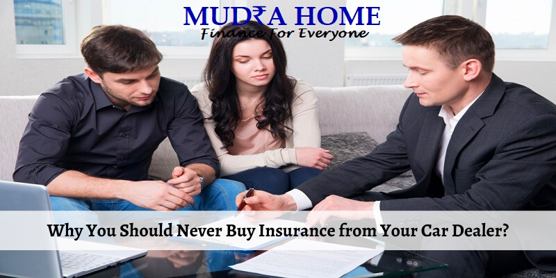 Why You Should Never Buy Insurance from Your Car Dealer_
