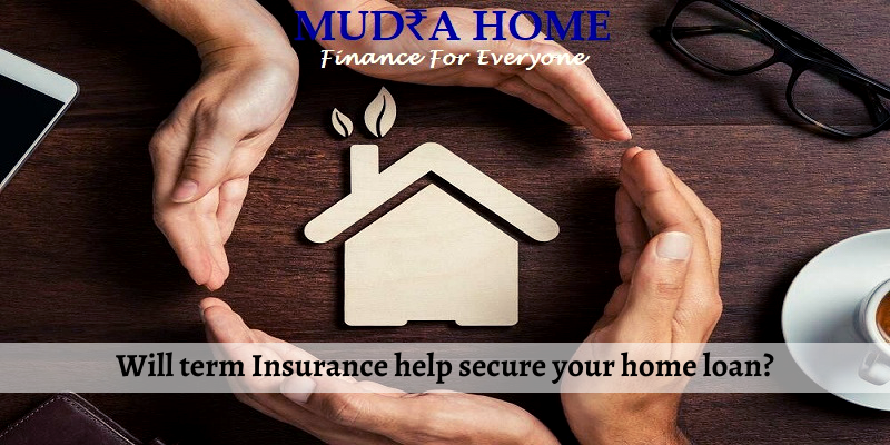Will term Insurance help secure your home loan_- (A)