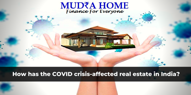 How has the COVID crisis-affected real estate in India_ - (A)