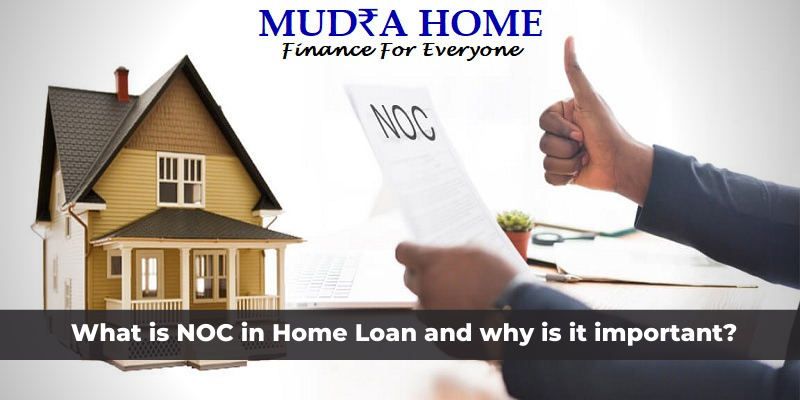 What is NOC in Home Loan and why is it important_ - ( A)