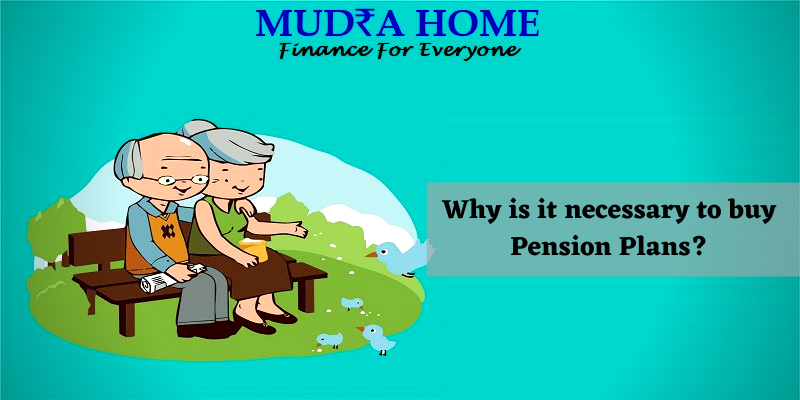 Why is it necessary to buy Pension Plans_ - (A)