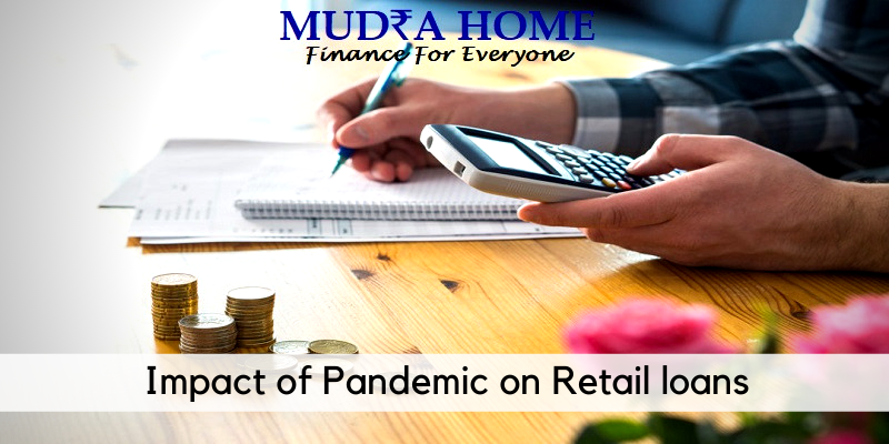 Impact of Pandemic on Retail loans-(A)