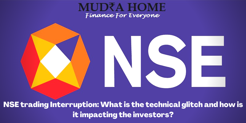 NSE trading Interruption_ What is the technical glitch and how is it impacting the investor - (A)