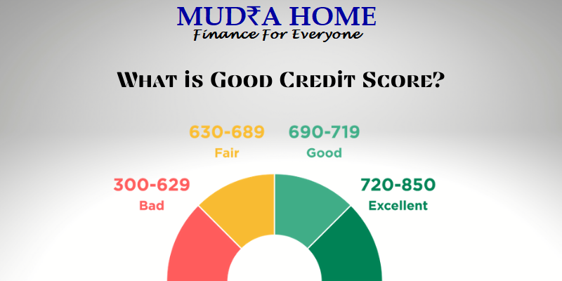 What is Good Credit Score - 1