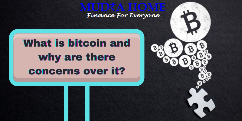 What is bitcoin and why are there concerns over it - (A)