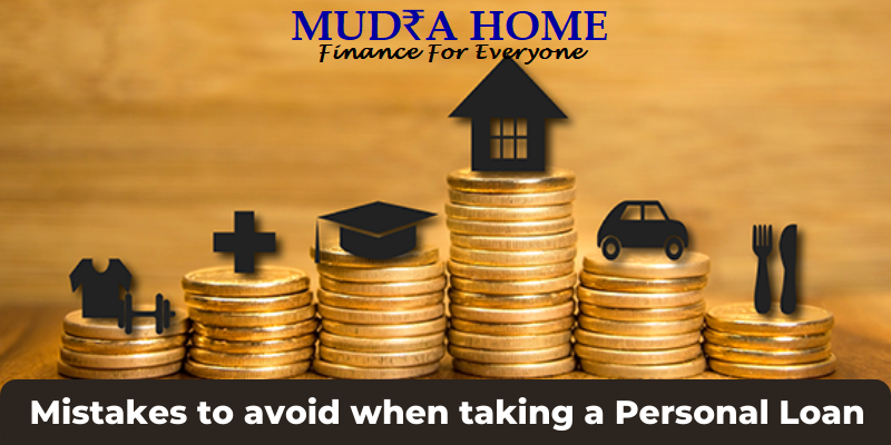 Mistakes to avoid when taking a Personal Loan-(A)